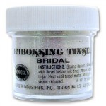 RANGER Embossing Tinsel - Bridal