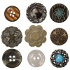 Tim holtz Idea-ology Buttons TH92837