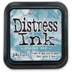 Tim Holtz Distress Ink - Stormy Sky