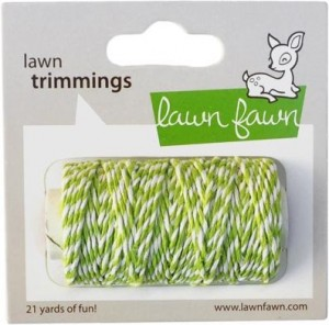 Lawn Fawn Trimmings - Lime