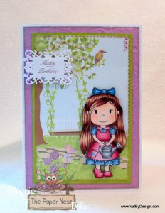 Paper Nest Dolls Winter Blog Hop