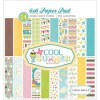 Carta Bella 6x6 Cool Summer