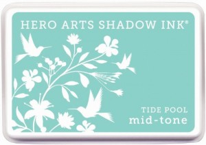 Hero Arts Shadow Ink Tide Pool