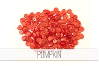 Pretty Pink Posh 6mm Pumpkin cupped