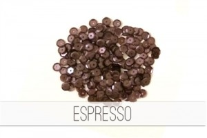 Pretty Pink Posh 6mm Espresso cupped