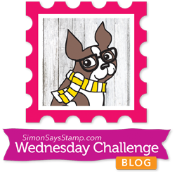 Simon Says Stamp Wednesay Challenge
